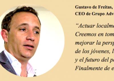Gustavo de Freitas en la prensa - Mch - Empujar