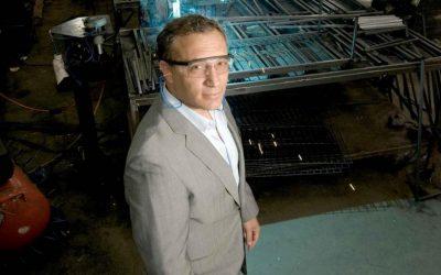 Gustavo de Freitas, presidente de Grupo Advance, en Revista Apertura