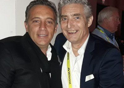 Gustavo y Leo