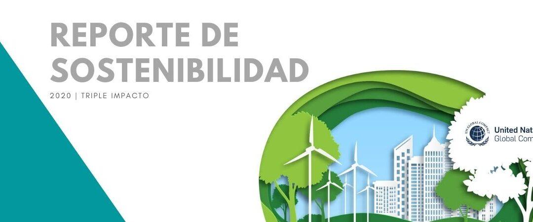 Reporte de Sostenibilidad 2020