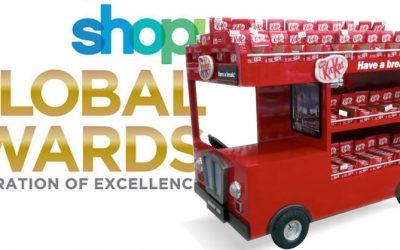 Ganamos el primer Global Award en la historia del POP en Argentina